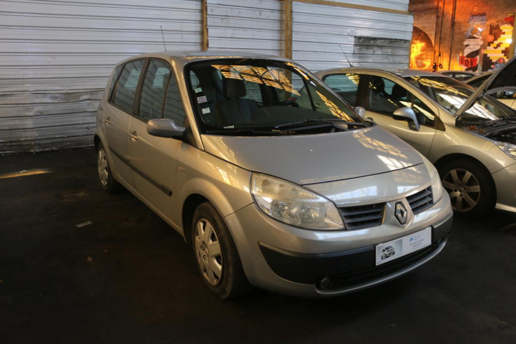 Renault Scénic II 1.9 dCi 120 Pack Expression