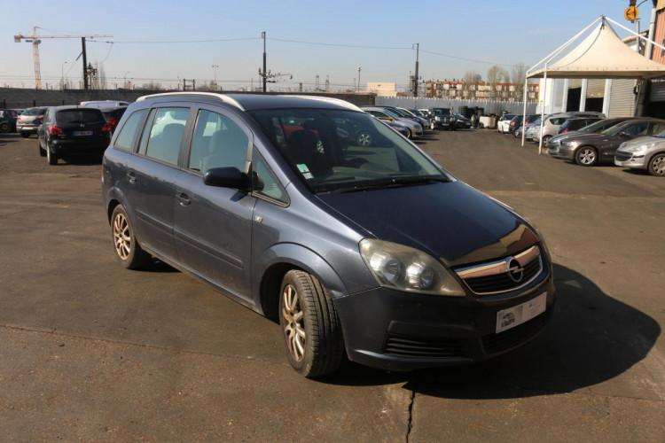Opel Zafira 1.9 CDTI - 100 ch FAP Enjoy