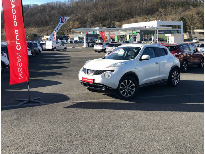 Nissan Juke 1.5 dCi 110 FAP Start/Stop System Ultimate Edition