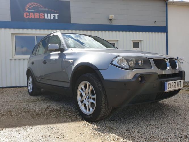 BMW X3 2.0D E83 150 4X4 GARANTIE 6 MOIS