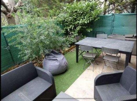 Joli Studio 35 m² avec grand jardin au calme absolu Marseille