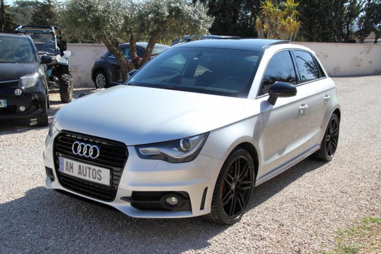 Audi A1 1.4 TFSI 185 S-LINE SPORTBACK 5P S-TRONIC