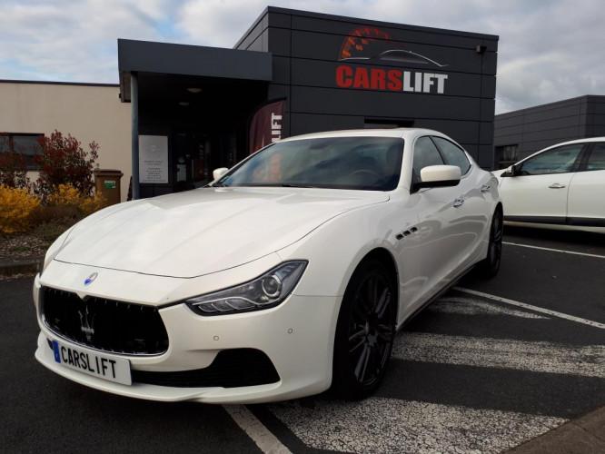 Maserati Ghibli 3.0 V6 275 CV - GARANTIE 12 MOIS