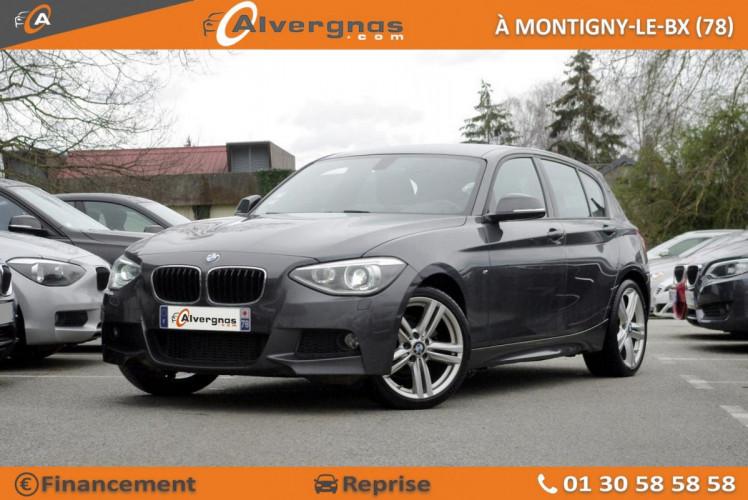 BMW Série 1 (F20) 116D M DESIGN BVA8 5P