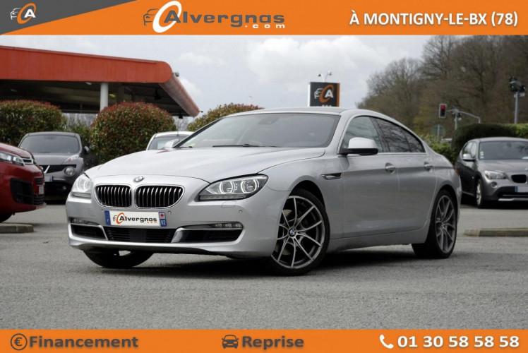 BMW Série 6 (F06) GRAN COUPE 640DA 313 EXCLUSIVE