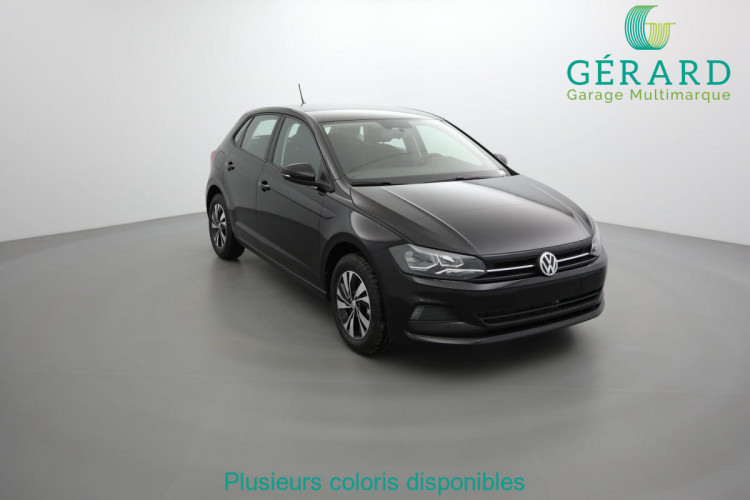 Volkswagen Polo NOUVELLE 1.0 TSI 95 CONFORTLINE