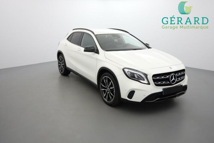 Mercedes Classe GLA Nouveau 220 d 7-G DCT A