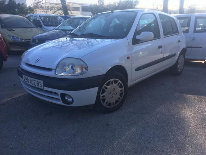 Renault Clio 1.4 16V 1ER MAIN BVA