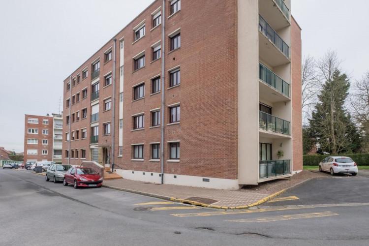 STUDIO MEUBLE 34M² CAMBRAI
