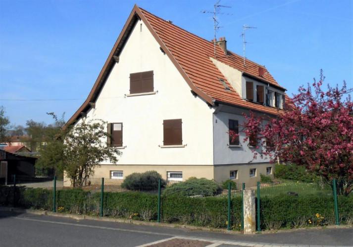 Maison à vendre dans la ville de Wittelsheim