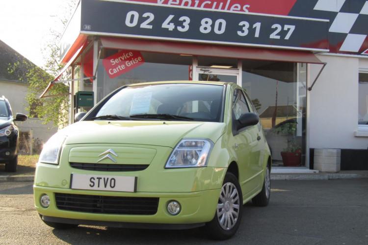 Citroën C2 1.4 i 75 CH TONIC