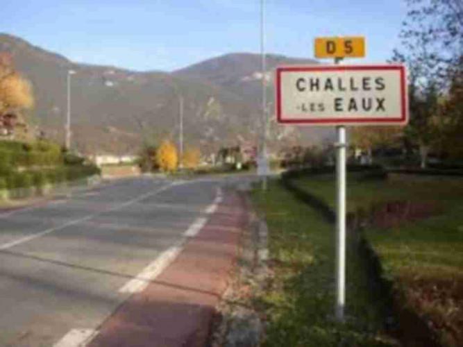 TERRAIN CONSTRUCTIBLE - CHALLES LES EAUX