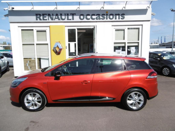 Renault Clio IV ESTATE dCi 75 Energy SL Limited