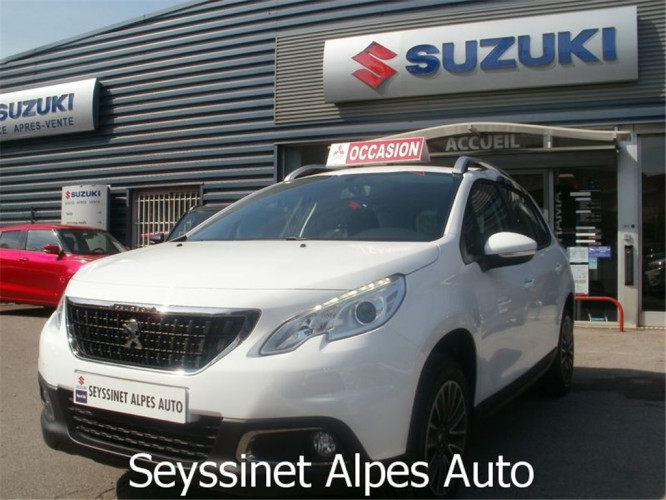 Peugeot 2008 1.2 PURETECH 110CH S&S BVM5 Active