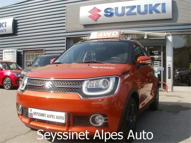 Suzuki Ignis II 1.2 DUALJET ALLGRIP Pack