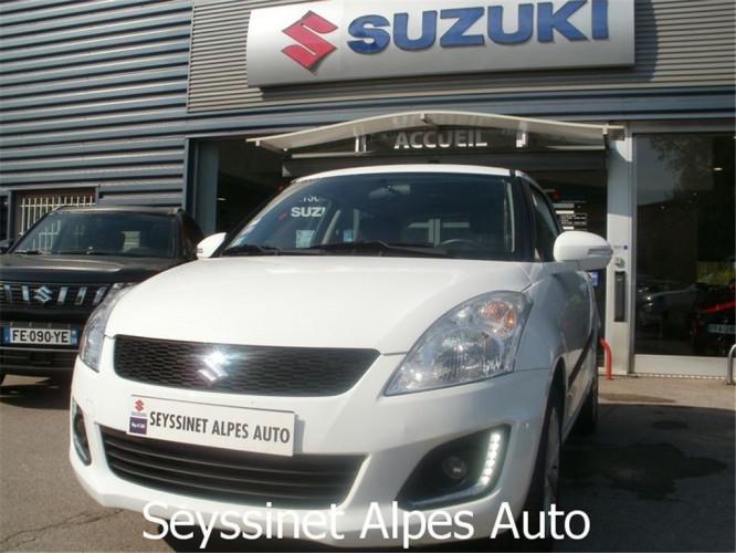 Suzuki Swift III 1.2 VVT 4X4 PACK