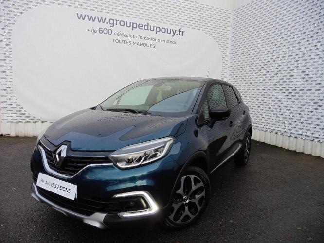 Renault Captur dCi 90 Energy EDC Intens