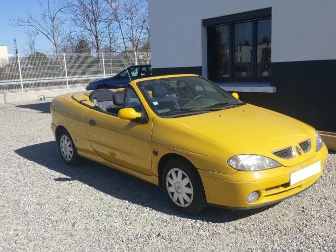 Renault Mégane CABRIOLET 1.4 16V 95CV