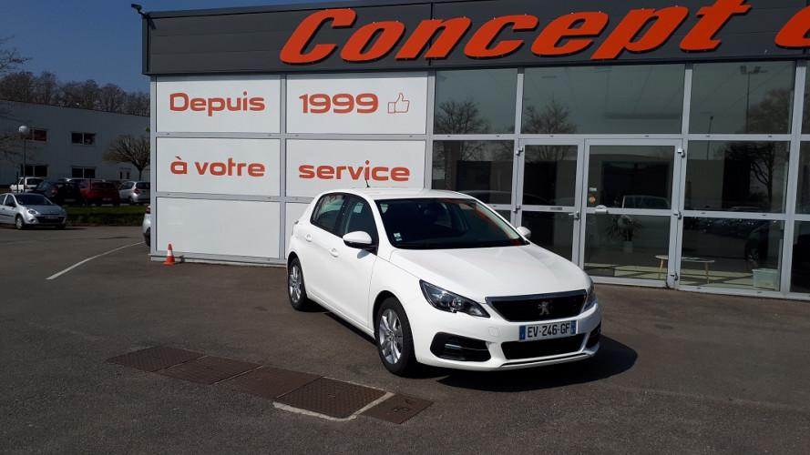 Peugeot 308 II 1.2 PURETECH 110CH E6.C S&S ACTIVE + GPS