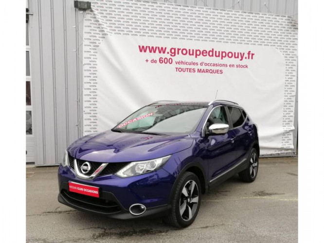 Nissan Qashqai 1.5 dCi 110 Stop/Start Connect Edition