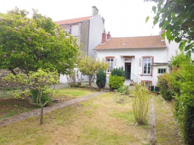 Maison F5, TARBES gare-jardin Massey