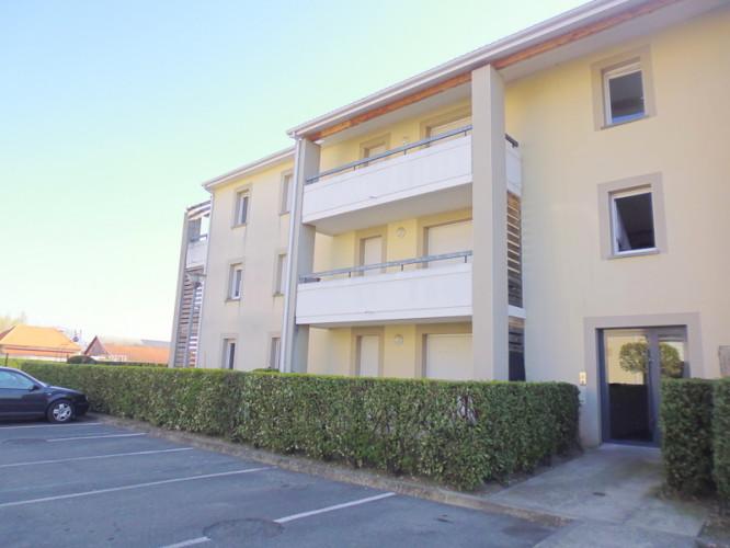 Appartement T2 en RDJ avec parking TARBES