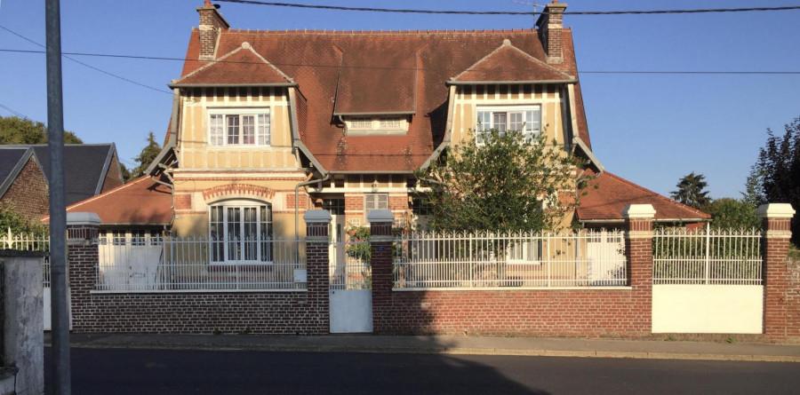 Maison située à Beaulieu les Fontaines entre Roye et Noyon