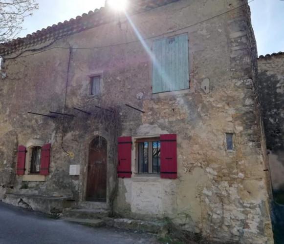 Maison de village 180 m² environ avec deux logements
