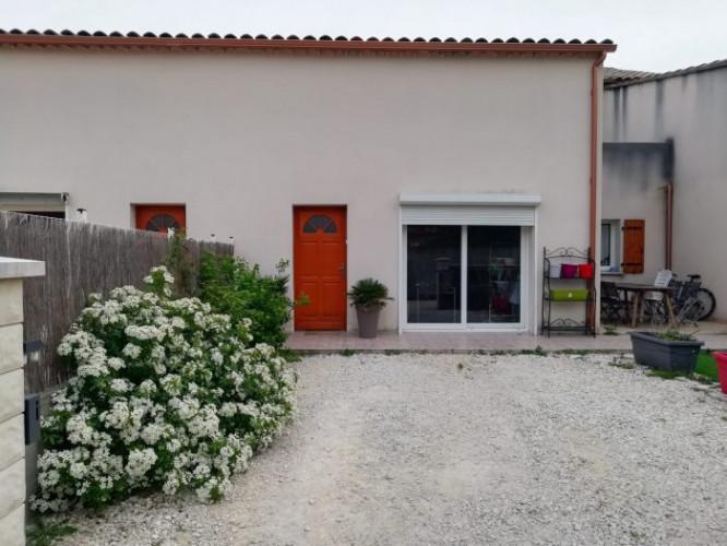 maison de 67.29 m² avec jardin et parking