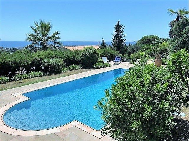 Villa et maison d'invités - Golfe juan - vue mer