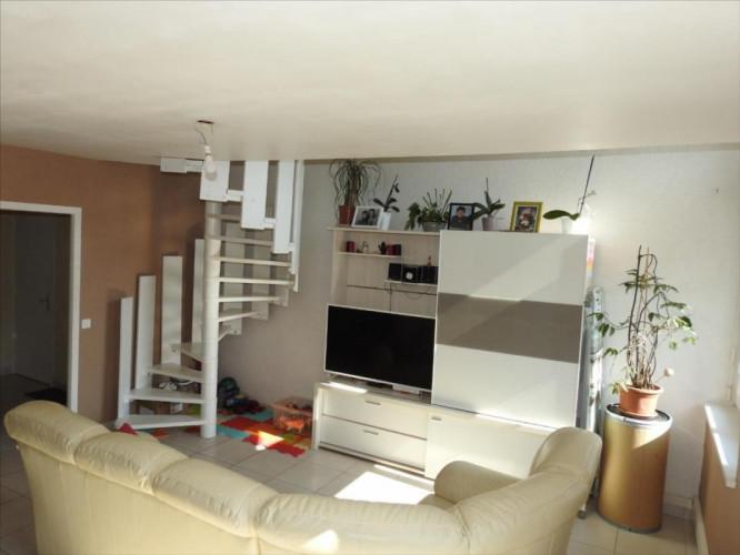 Appartement T4 duplex à Thonon les Bains