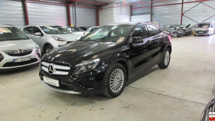 Mercedes Classe GLA 180 d + GPS