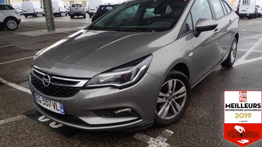 Opel Astra Sports Tourer Connect CDTI 110 Start/Stop +