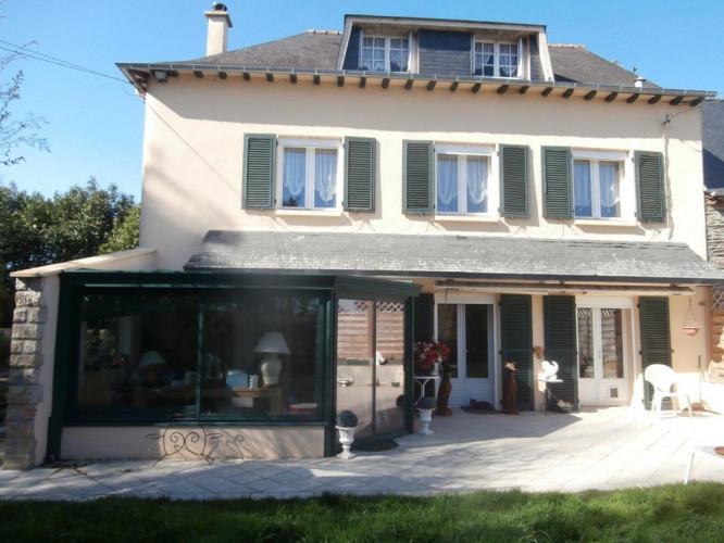 Maison de maître 19 ème siècle