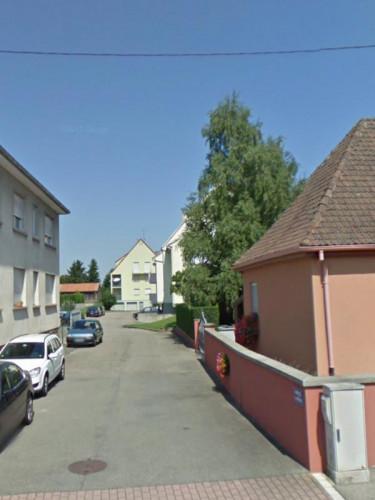 Appartement 2 pces de 55 m2 à Marckolsheim