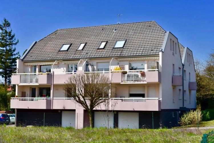 Appartement 4 pces de 95 m2 à Oberhausbergen