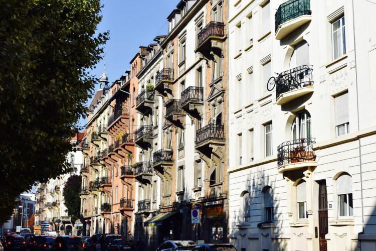 Appartement 4 pces de 115 m2 à Strasbourg