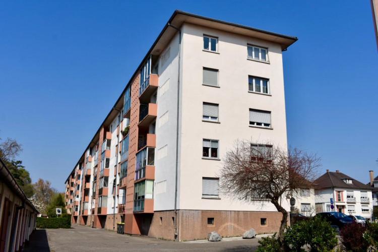 Appartement 5 pces de 89 m2 à Schiltigheim