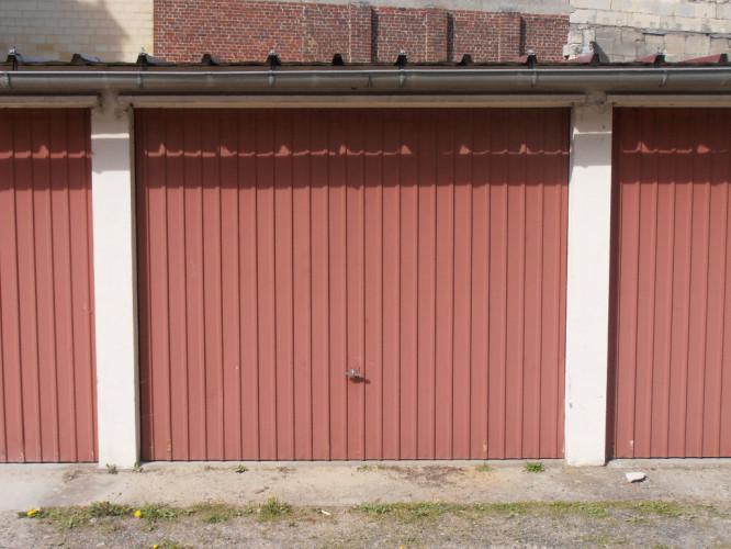 Garage en centre ville