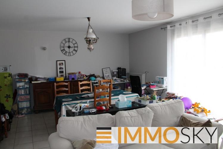 Appartement spacieux et fonctionel