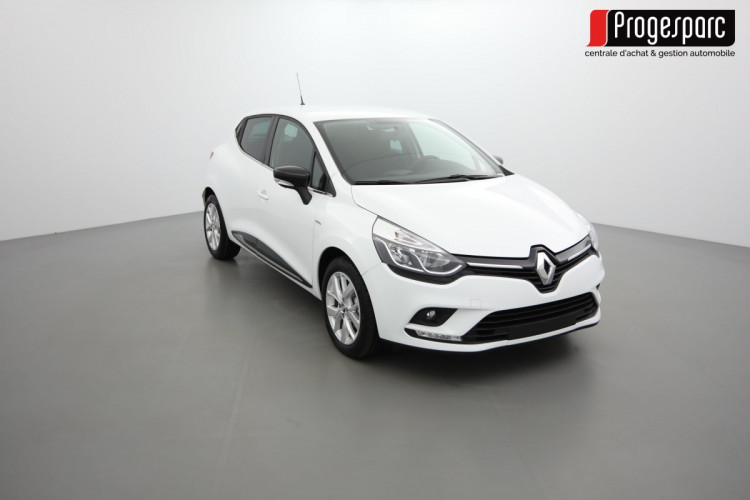 Renault Clio IV DCI 90 LIMITED