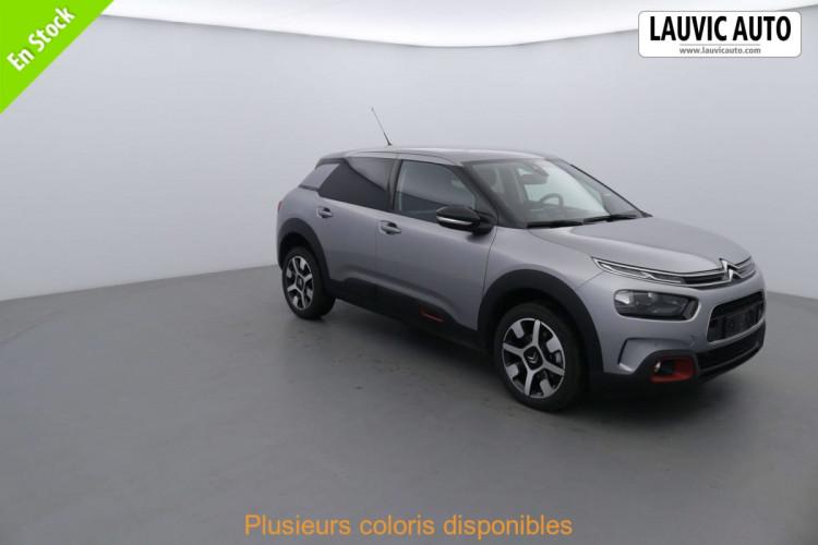 Citroën C4 Cactus NOUVELLE BlueHDi 120 S EAT6