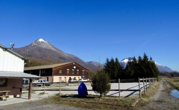 Centre équestre Savoie Clé en mains