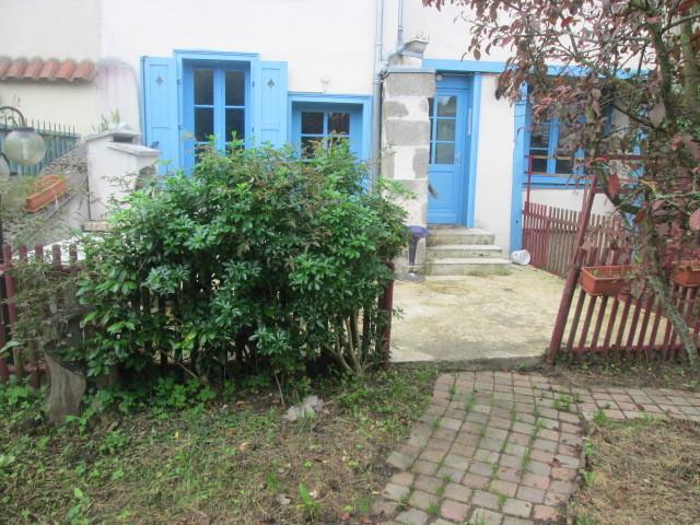 Rare! appartement de plein pied avec jardin à Saint Léonard
