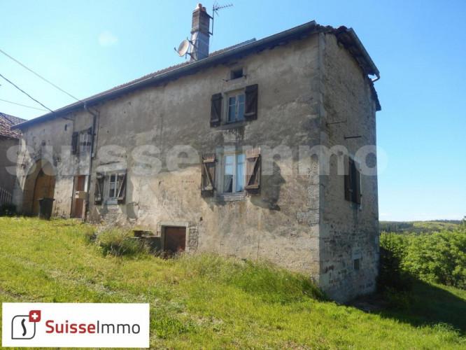 Maison à rénover secteur Bains les Bains