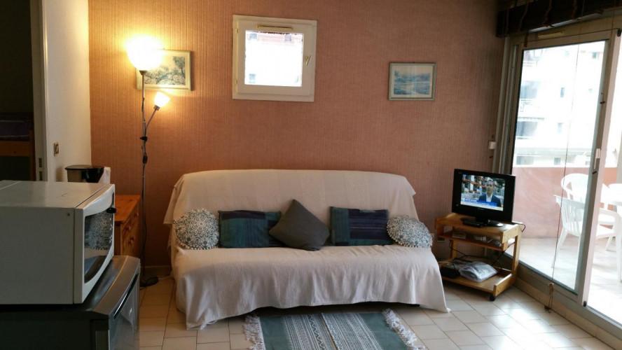 Appartement de 30m2 dans le coeur de Cagnes-sur-Mer