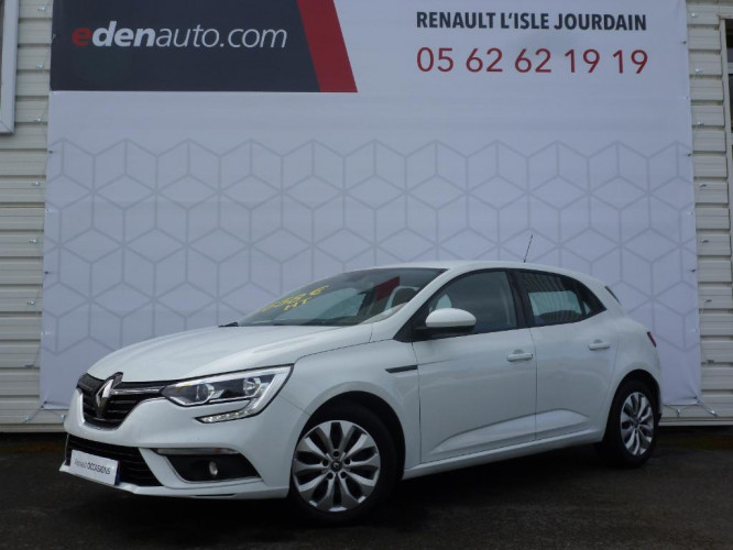 Renault Mégane IV SOCIETE DCI 90 ENERGY AIR NAV REVERSIBLE