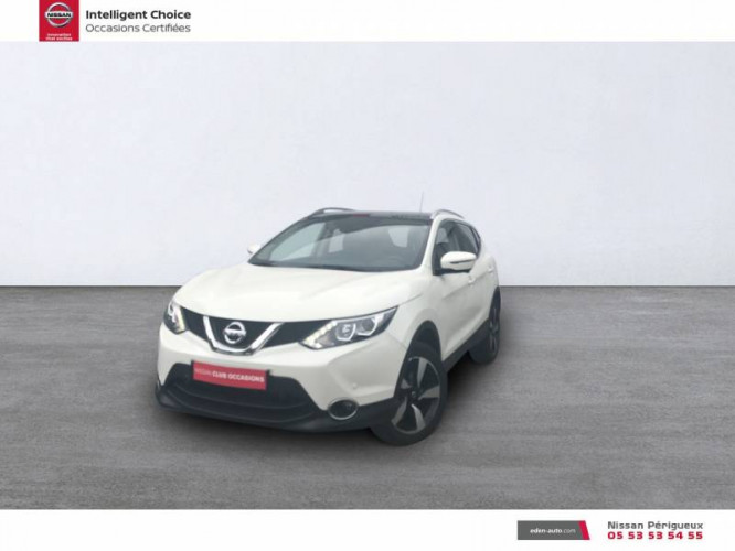 Nissan Qashqai 1.6 dCi 130 Stop/Start Connect Edition