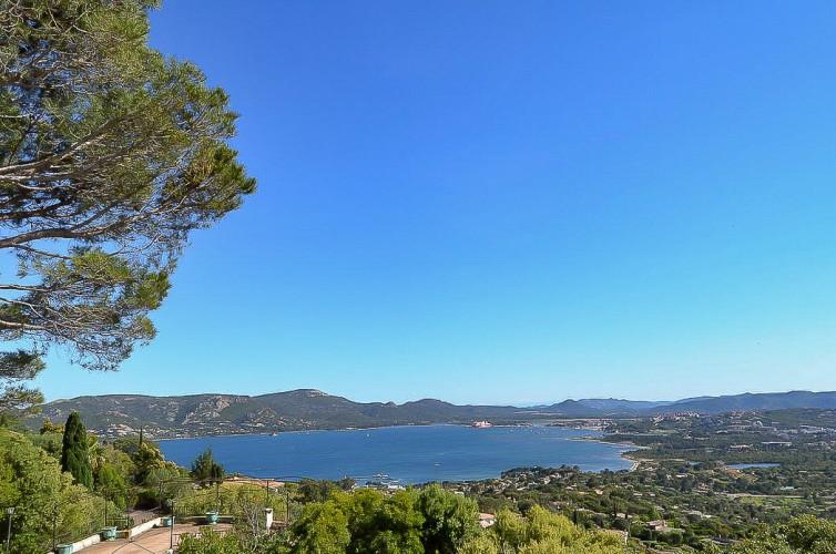 Ensemble de deux villas T4 / T5 vue mer à Porto-Vecchio