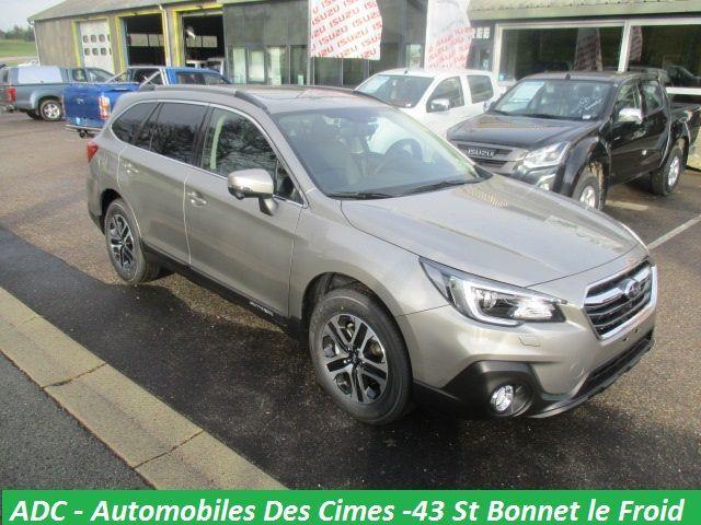 Subaru Outback 2.5i 173cv 4X4 5P BVA AWD Luxury